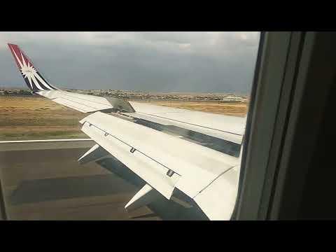 Landing To Yerevan Zvartnots