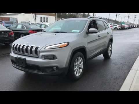 2017 jeep cherokee latitude 4x4 in hyannis ma 02601 youtube. Black Bedroom Furniture Sets. Home Design Ideas