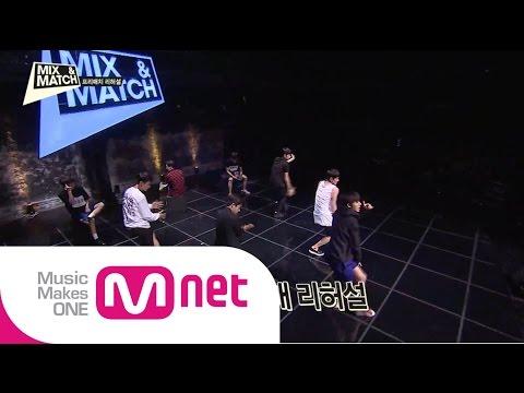 Mnet [MIX & MATCH] Ep.03 : 갑작스러운 B.I의 잠적!