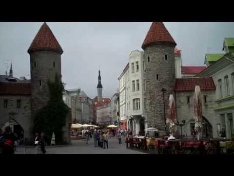 Tallinn la Médiévale, une ville au patrimoine de l'Humanité