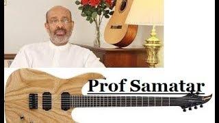 Prof Samatar Iyo Heesihii Hore  Xasuustii Waayo Waayo