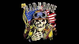 George Thorogood - Bad to the bone   [Official]