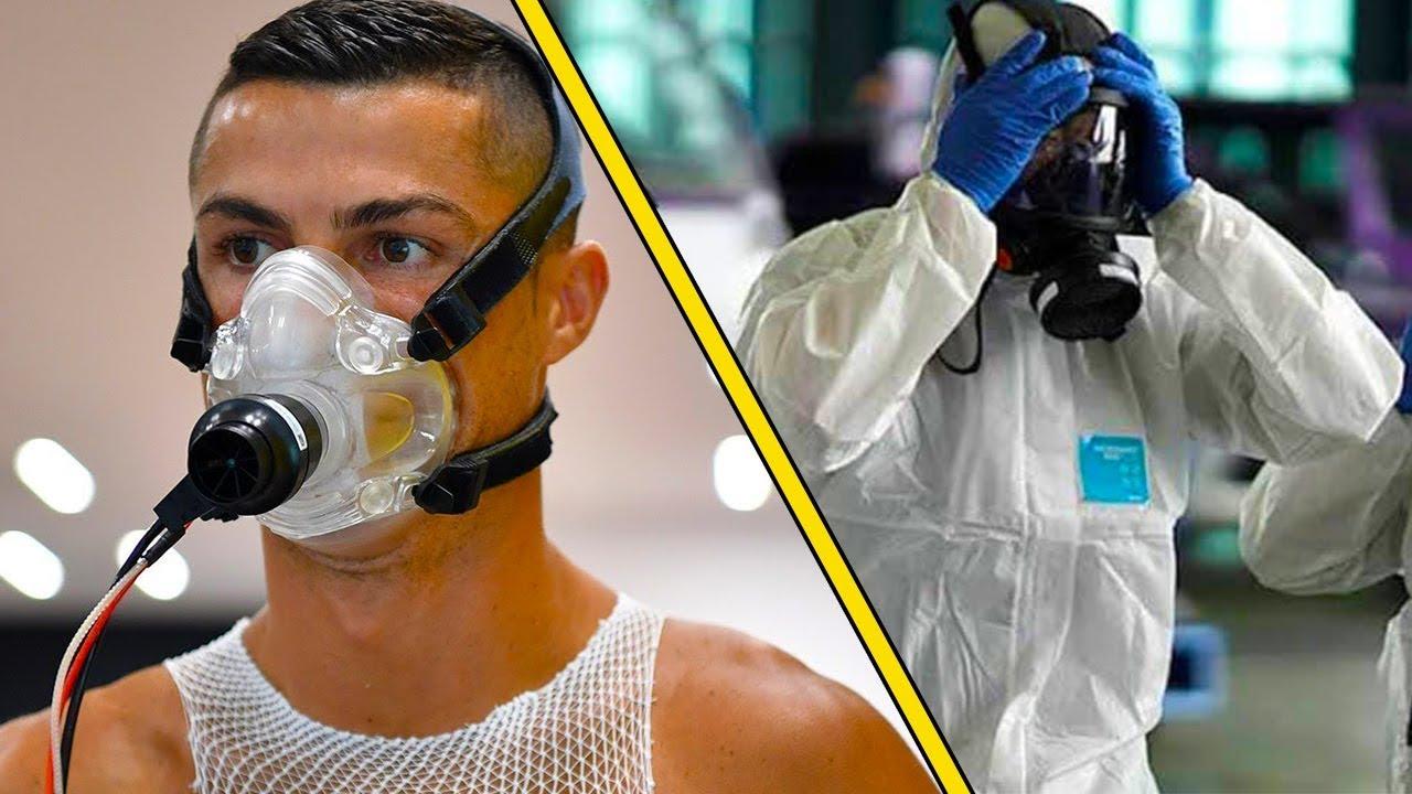 Cristiano Ronaldo Corona Virüsü Nedeniyle Karantinaya Alındı