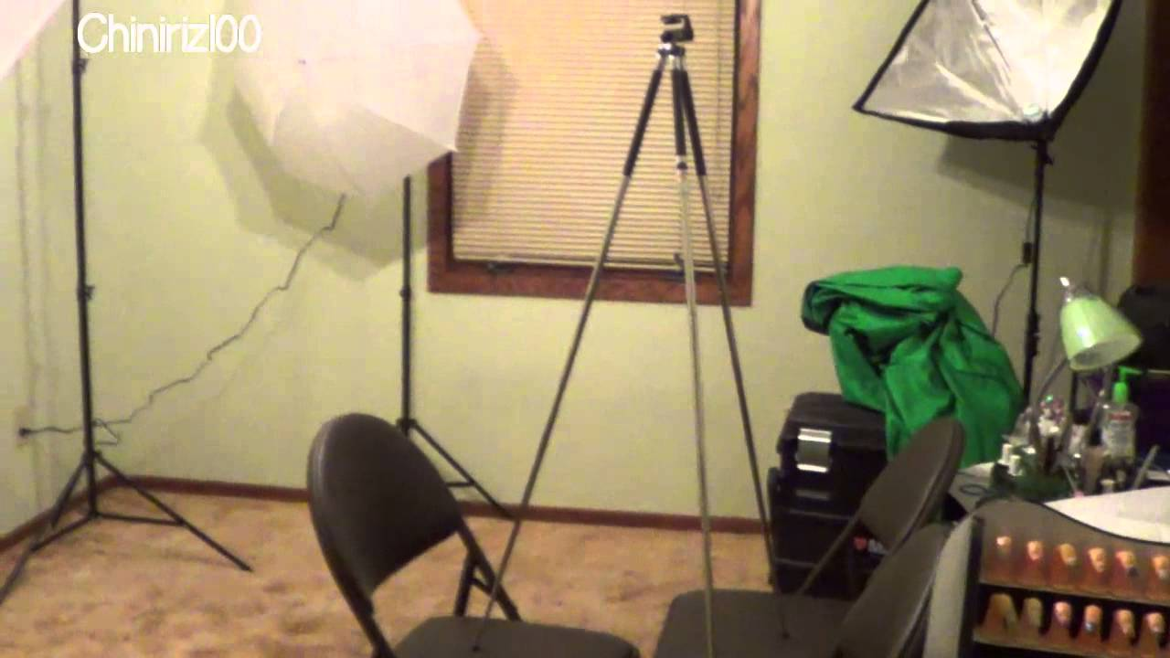 Limo Studio Video Lighting Kit Before And After Youtube