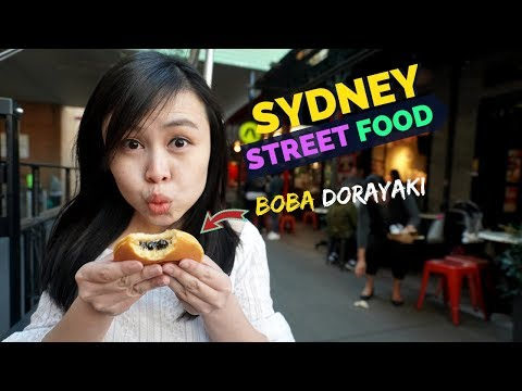 SYDNEY Street Food Tour - BURWOOD CHINATOWN