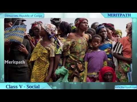 class V Social Democratic Republic of Congo -Kinshasa