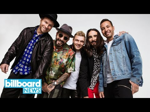 Backstreet Boys Announce 'DNA' Album, Tour Dates and Release