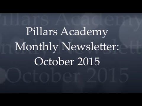 Pillars Academy Unit 1 Video Newsletter- Sept/Oct 2015