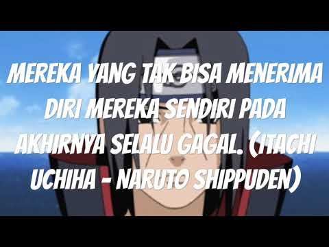 Top Best Anime Quotes Kata Bijak Naruto Dkk Youtube