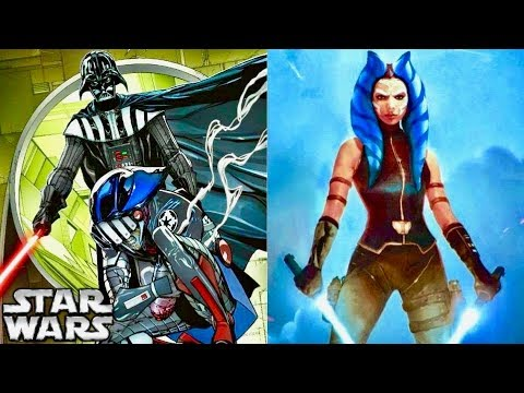 How Darth Vader Unintentionally Saved Ahsoka From An Inquisitor - Sixth  Brother Explained