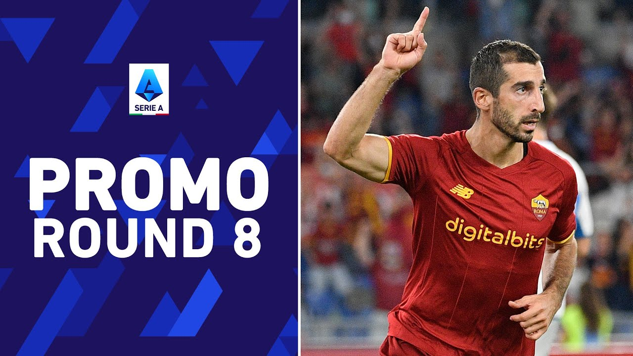 Round 8 here we go! | Preview - Round 8 | Serie A 2021/22