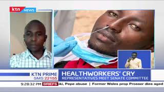Health workers cry: Health services in Elgeyo Marakwet halt as health-workers down tools