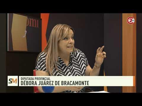 Sobremesa 04-12-19| Débora Juárez de Bracamonte - Diputada Provincial