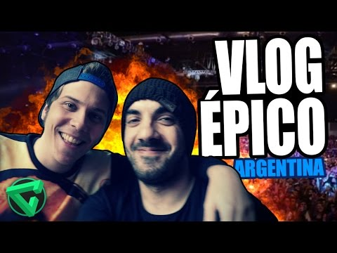 VLOG ÉPICO ARGENTINA CLUB MEDIA FEST | iTownGamePlay
