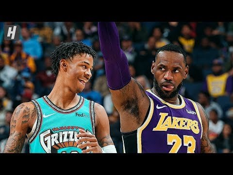 Los Angeles Lakers vs Memphis Grizzlies – Full Game Highlights   November 23   2019-20 NBA Season