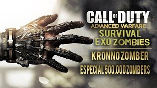 COD AW EXO ZOMBIES - KRONNO ZOMBER | ESPECIAL 500.000 ZOMBERS (Videoclip Oficial)