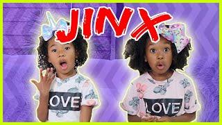 Jinx Challenge SO MUCH FUN!!!