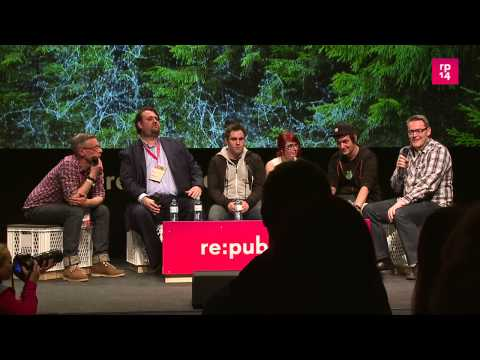 re:publica 2014 - YouTube and the new News