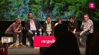 Repeat youtube video re:publica 2014 - YouTube and the new News