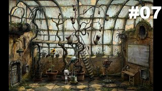 Let's Play Machinarium #07: The Puzzles Grow Tougher
