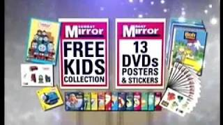 Daily Mirror & Sunday Mirror: Totally Kids Collection Advert (2007)