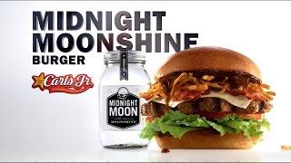 CarBS - Carl's Jr Midnight Moonshine Burger