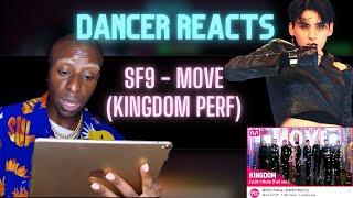 Ex-Ballet Dancer Reacts to [풀버전] ♬ Move - SF9(에스에프나인) (KINGD…