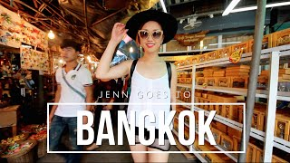 Jenn Goes To Bangkok