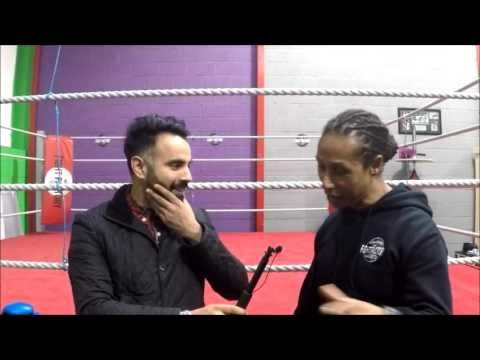 HOW TO IMPROVE PUNCHING POWER AND STAMINA! - Expert boxing trainer Sean Krool talks to Aky Karim |