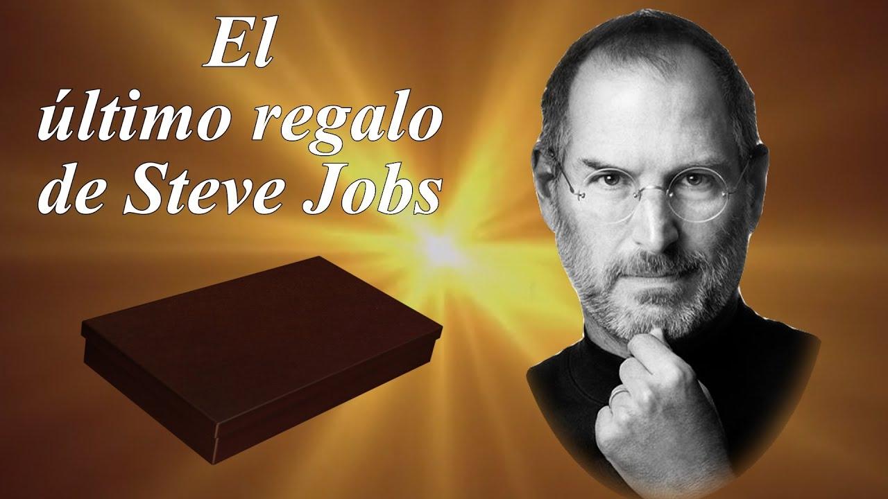 a3cc998922f EL ÚLTIMO REGALO DE STEVE JOBS - YouTube