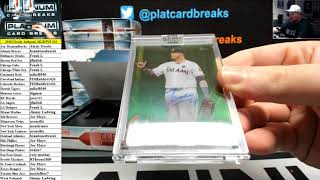 2018 Topps Clearly Authentic Baseball 20 Box Case PYT #33