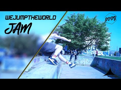 WeJumpTheWorld Prague Jam | SODY