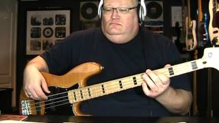 Starship Nothings Gonna Stop Us Now Bass Cover with Notes & Tablature