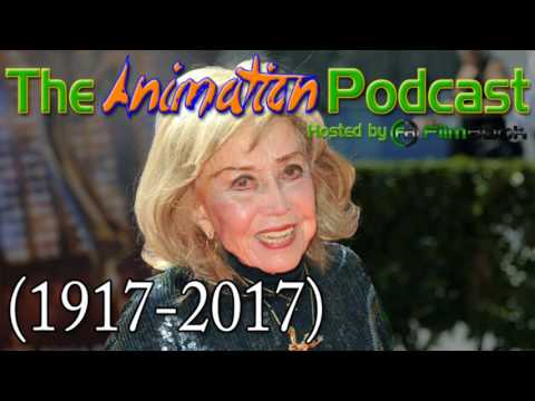 Remembering JUNE FORAY (1917 - 2017) - The Animation Podcast HIGHLIGHTS