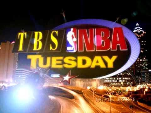 TBS NBA Tuesday theme intro - Run-DMC (2000-2002)