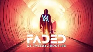 Alan Walker - Faded (Da Tweekaz Bootleg) ( Preview)