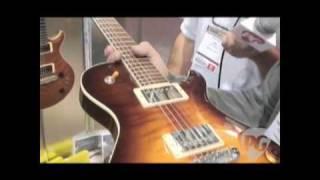 Summer Namm '09 - Schroeder Guitars Radio Lane Demo, Edge, Shorty & More