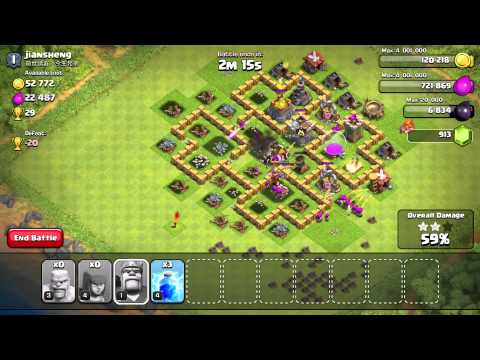 Clash Of Clans: Battles: Episode 111