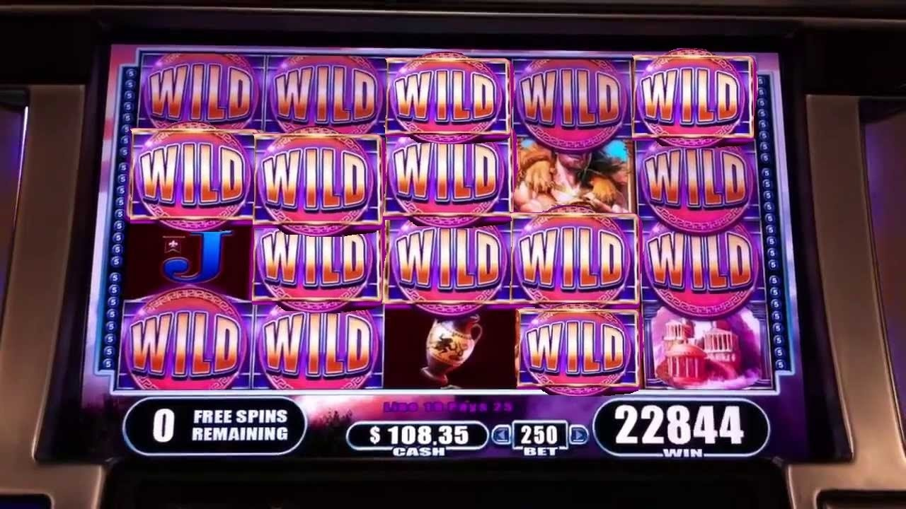 Big Win At Casino