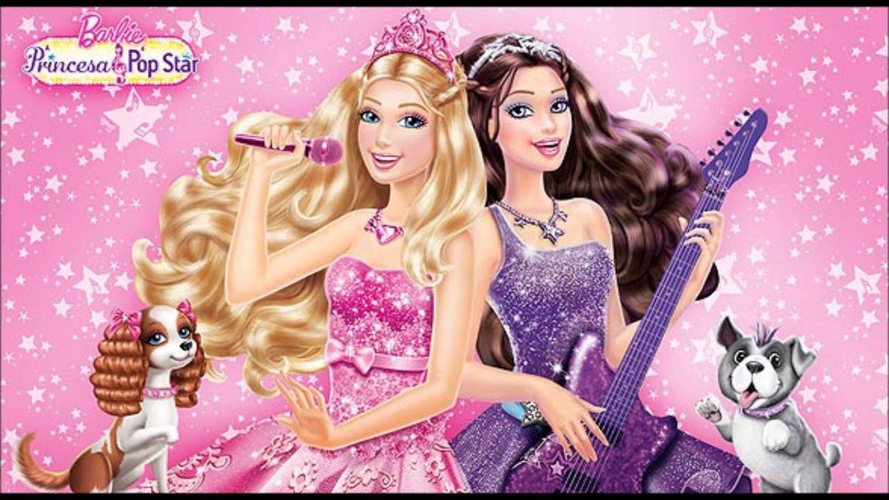 A Princesa E A Popstar Princesas Querem Se Divertir Portugues