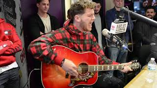 "Bazzi Performs Acoustic Version of ""Mine"" Video"