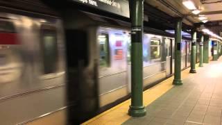 ニューヨーク地下鉄 1号線 59th Street Columbus Circle