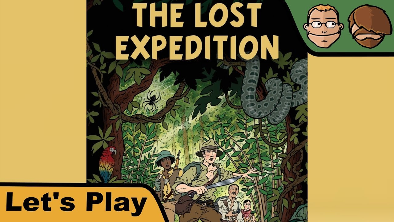 brettspiel expedition
