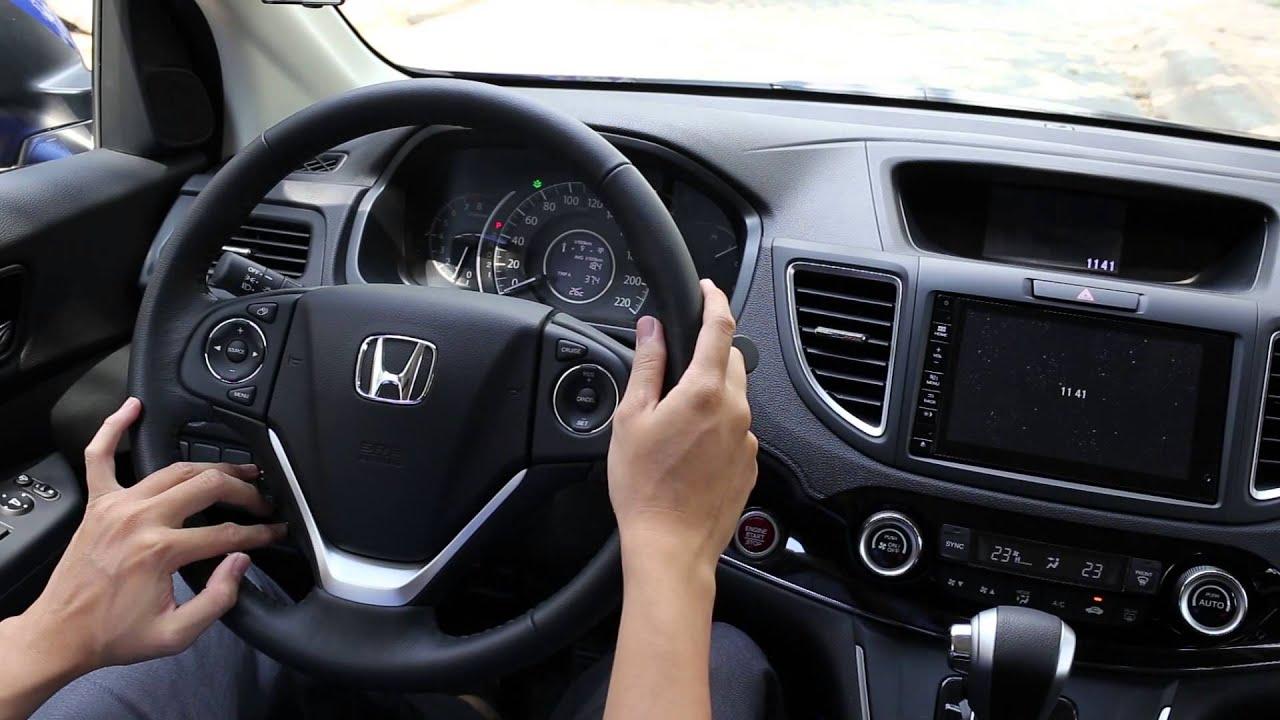 Xe.Tinhte.vn - Chi tiết Honda CR-V 2.4 2015