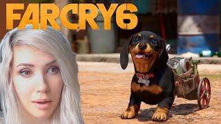 REACTION: Far Cry 6 Gameplay Reveal!