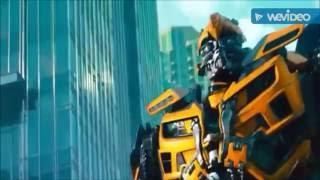 Bumblebee Likes It Loud!
