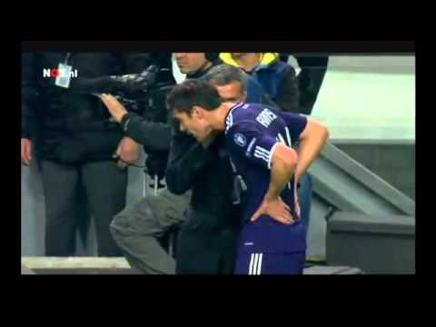 Mourinho instructs Xabi Alonso   Sergio Ramos to get red card Ajax 0   4 Real Madrid Mp3