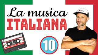 ITALIAN MUSIC - Italian Listening & Comprehension Exercise [Video in slow Italiano]