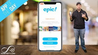 How to use Epic: A collection of 25000 children's books