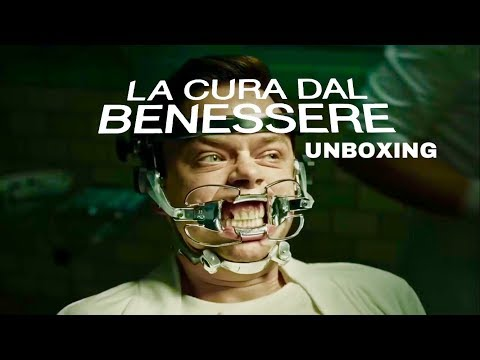LA CURA DAL BENESSERE (A Cure for Wellness - Unboxing + Guest Star)
